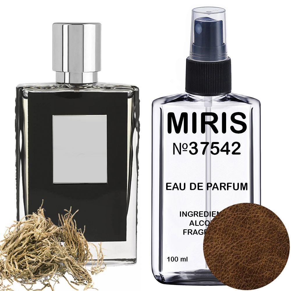 Духи MIRIS №37542 (аромат похож на Kilian Dark Lord) Мужские 100 ml