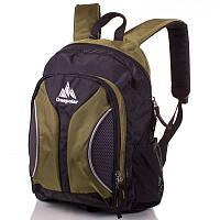 Школьный рюкзак Onepolar 1297 зелёный (1-3 класса)