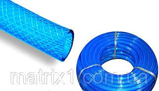 """Шланг силиконовый трехслойный армированый диаметр  1/2"""" 50м // Сибртех"""