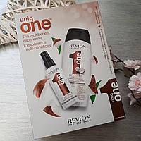 Набор Revlon Professional Uniq One Coconut  shampoo 300ml+ treatment 150ml