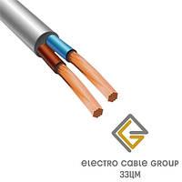 Электрический провод ЗЗЦМ ПВС 2х2.5