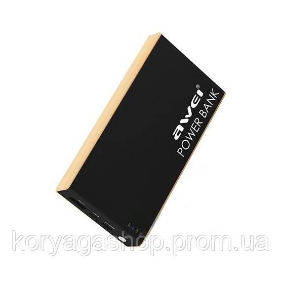 Power Bank Awei P93K 10000 mAh Black