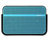 Портативная колонка Baseus Vocal Series bluetooth Sky blue, фото 4