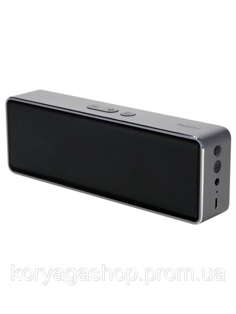 Портативная колонка ROCK Mubox Bluetooth Speaker Black