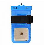 Водонепроницаемый чехол для телефона BASEUS WATERPROOF GREEN, фото 4