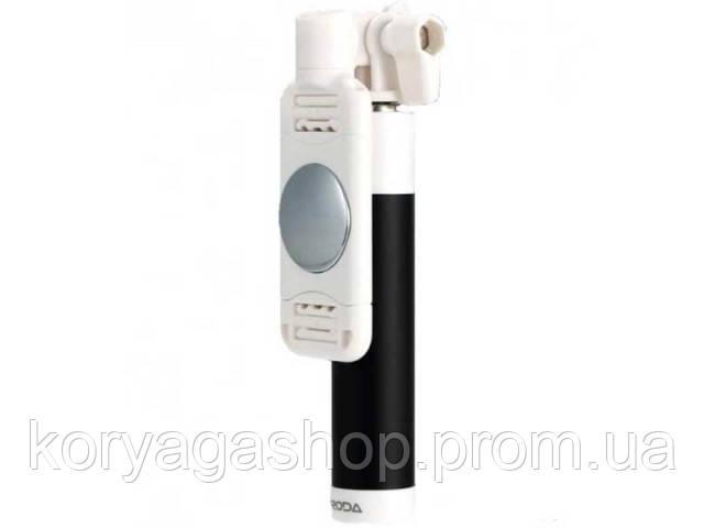 Монопод Remax Selfie Stick PRODA RP-P6 mini Black