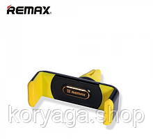 Автодержатель Remax RM-C01 Black
