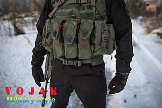 Тактичний нагрудник АК-12 (Olive)