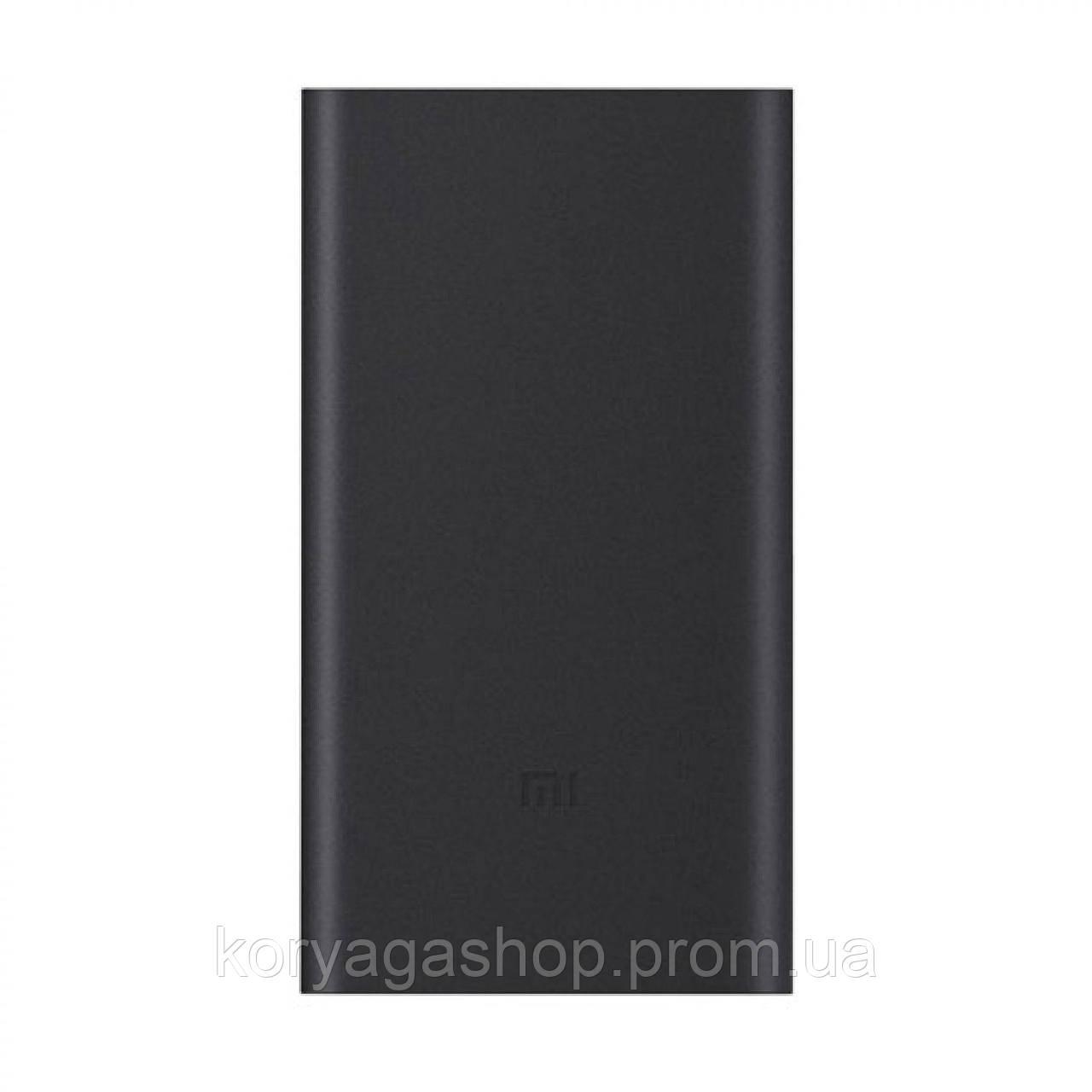 Внешний аккумулятор Xiaomi Mi Power Bank 2 10000 mAh Black (VXN4176CN)