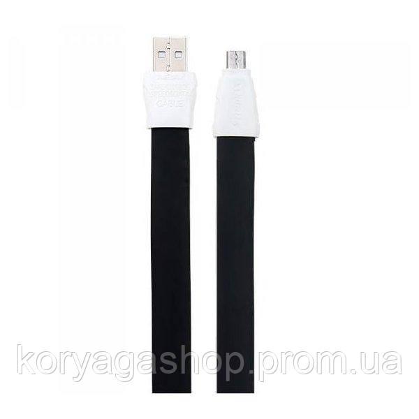 Кабель Remax Full Speed 2 Micro USB RC-011m 1M Black