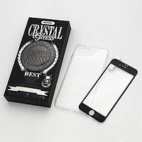 Комплект Remax Crystal Set Black (стекло + чехол) для IPhone 6/6s, фото 1