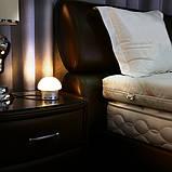 Сетевое зарядное устройство AWEI C910 LED lamp with 6 USB ports Rose Gold, фото 3