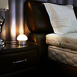 Сетевое зарядное устройство AWEI C910 LED lamp with 6 USB ports Silver, фото 3