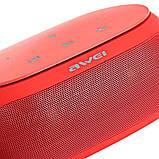 Портативная акустика Awei Y200 Red, фото 3