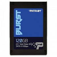 """Накопичувач 2.5"""" SSD 120GB Patriot Burst"""