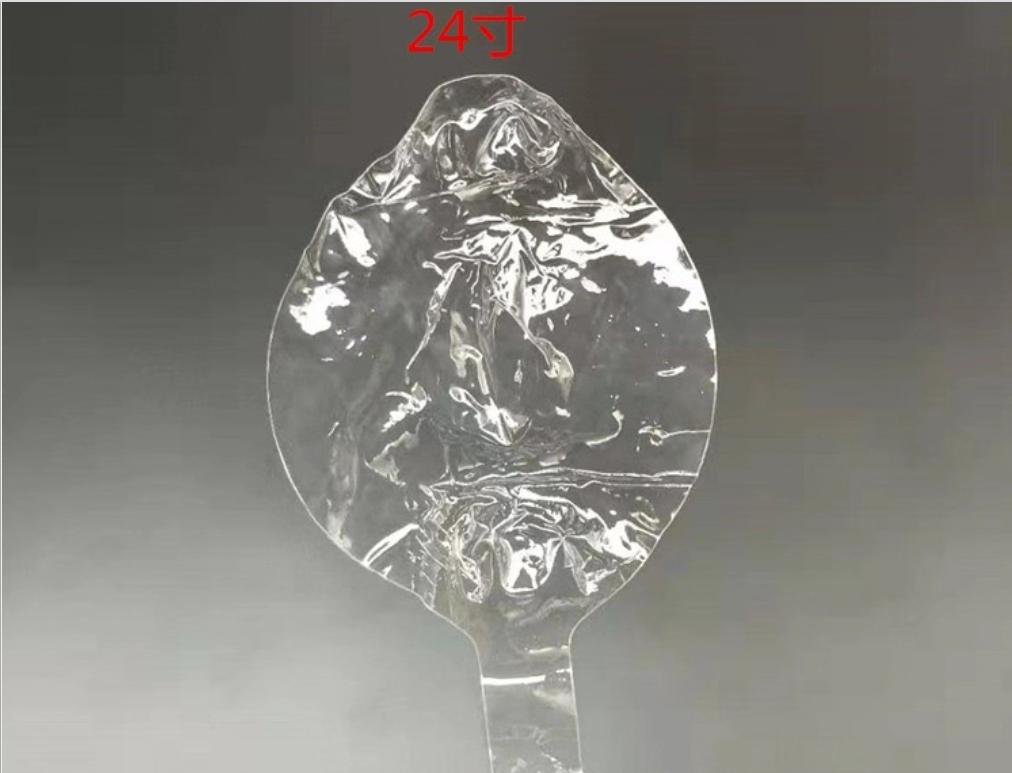 Воздушный шар Бабблс 24' прозрачный (Китай)
