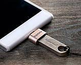 Переходник Remax OTG Micro-USB RA-OTG Silver, фото 4
