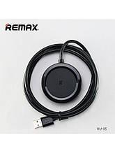 USB HUB Remax INSPIRION RU-05 3 USB Black
