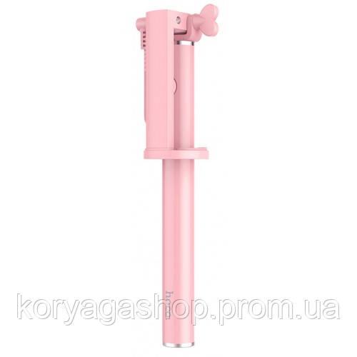Монопод Hoco K5 AUX Pink