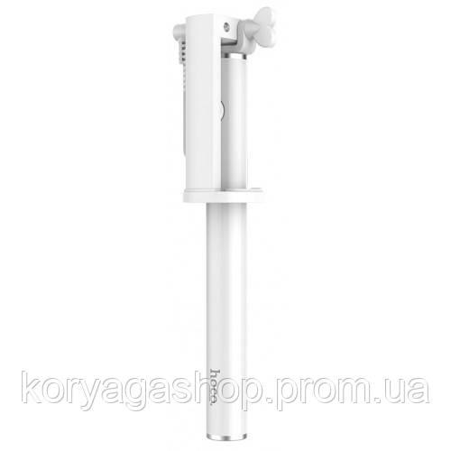 Монопод Hoco K5 AUX White