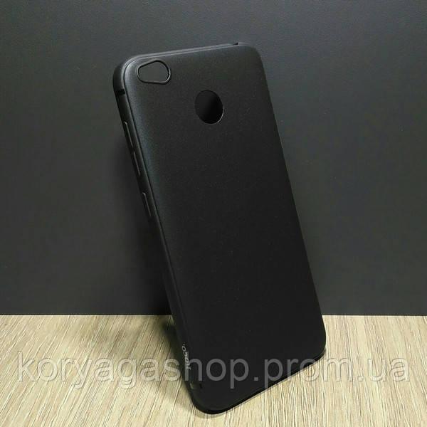Силиконовый чехол Hoco Fascination для Xiaomi redmi 4X Black