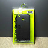 Силиконовый чехол Hoco Fascination для Xiaomi redmi 4X Black, фото 2