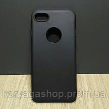Силиконовый чехол Hoco Fascination для iPhone 7 Black