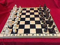 Шахматы деревянные 52 см Украина, фото 1