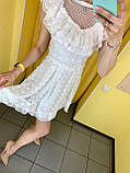 Платье женское 36(р) белое 1225 New Imperial Турция Весна-C, фото 2