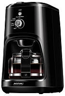 Кофеварка с кофемолкой 2 в 1 MPM MKW-04