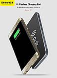 Беспроводное зарядное устройство Awei W1 (1A), фото 5