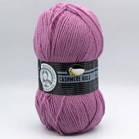 Пряжа Madame tricote Merino Gold - 049 розово сиреневый