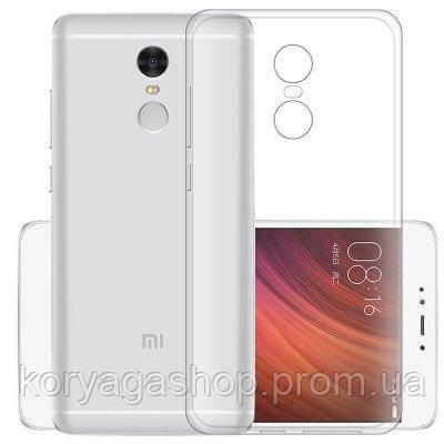 Силиконовый чехол для Xiaomi Redmi 5 Без бренда