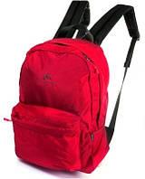 Школьный рюкзак Onepolar 1611 красный (3-6 класса)