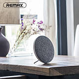 Bluetooth Колонка Remax RB-M9 White, фото 5