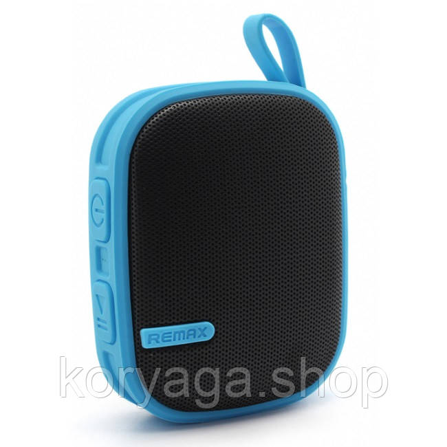 Bluetooth Колонка Remax Speaker X2 Blue
