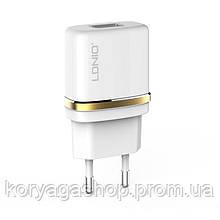 Сетевое зарядное устройство Ldnio DL-AC50 c Micro USB (1USB, 1A) White