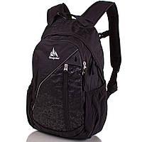Школьный рюкзак Onepolar 1958 чёрный (3-5 класса)