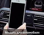 Беспроводное зарядное устройство Joyroom ZS141 Wireless Charger для iPhone 7 2A Black, фото 4