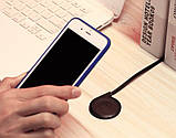 Беспроводное зарядное устройство Joyroom ZS141 Wireless Charger для iPhone 7 2A Black, фото 5