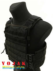Чохол для бронеплит модульний V2 (Black)