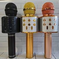 Беспроводной караоке микрофон Wester W858