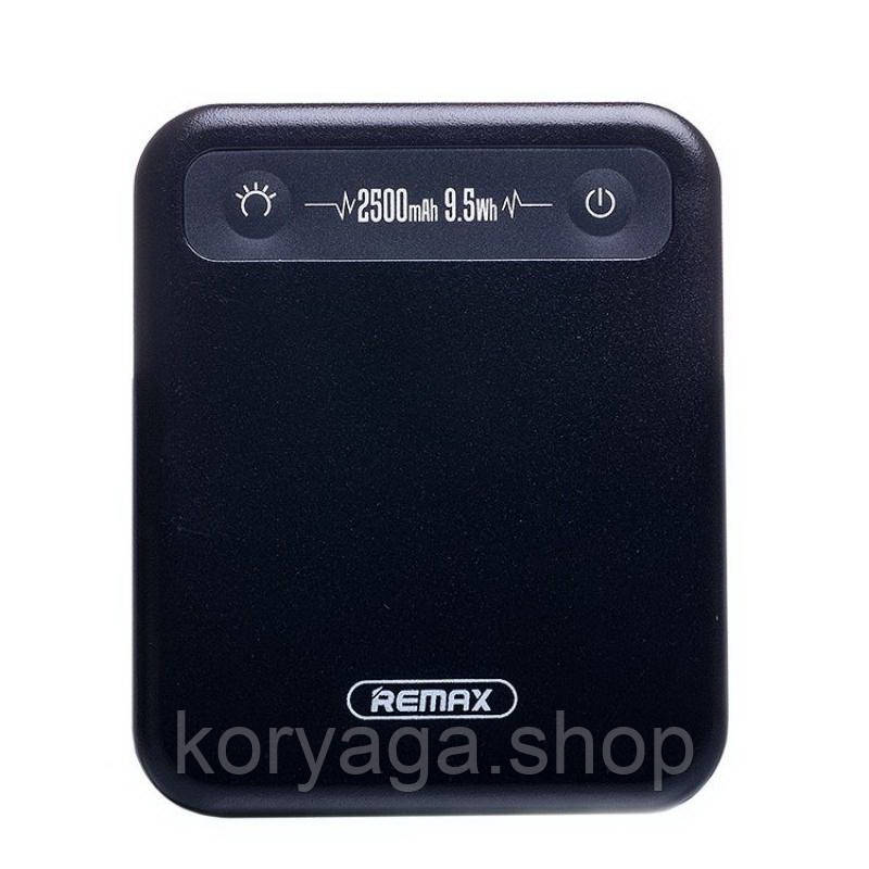 УМБ Remax RPP-51 Pino 2500 mAh Black