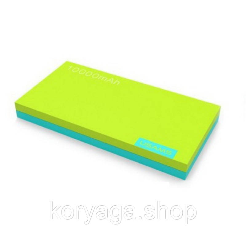 УМБ Usams Power Bank US-CD01 10000mah Fluorescence