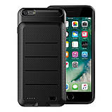 Чехол-PowerBank Baseus Ample Backpack Power Bank 2500mAh для iPhone 7/8 Black, фото 2