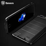 Чехол-PowerBank Baseus Ample Backpack Power Bank 2500mAh для iPhone 7/8 Black, фото 3