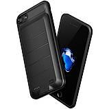 Чехол-PowerBank Baseus Ample Backpack Power Bank 2500mAh для iPhone 7/8 Black, фото 4