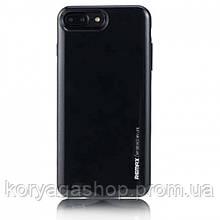 Чехол-PowerBank Remax Penen Series 3400mah Power Bank Apple iPhone 7 plus Black