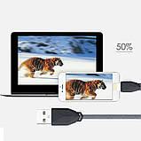 Кабель USB Lightning Awei CL-981 для Apple iPhone White, фото 3