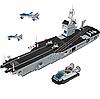 Конструктор Военный корабль Brick 113 990 деталей, фото 4